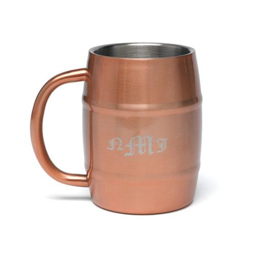 Moscow Mule Barrel Mug