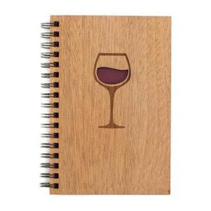 Wine Spiral Journal