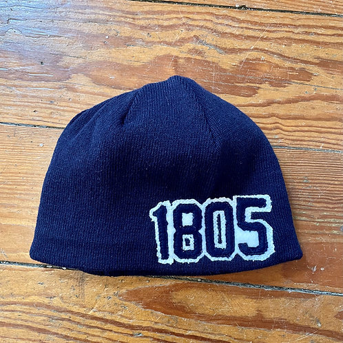587 Navy 1805 Granville Winter Hat
