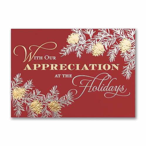 In Appreciation  YMM1238
