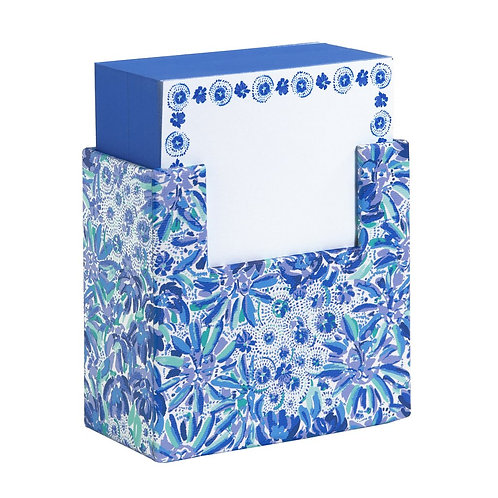 lilly pulitzer noteblock, high manetenance