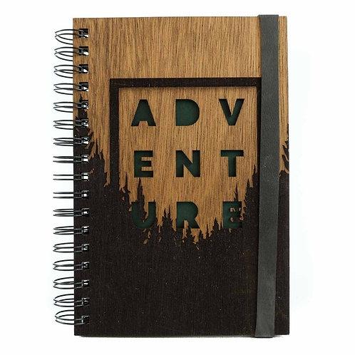 Adventure Spiral Journal