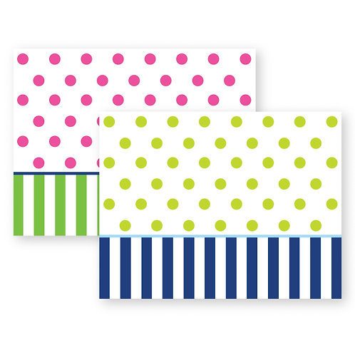 Dots and Stripes Boutique Box
