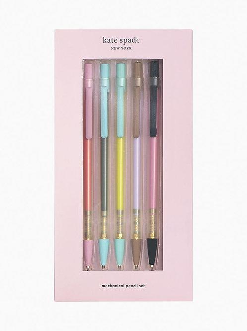 kate spade new york mechanical pencil set, multi