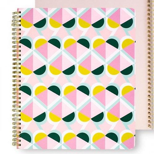 Kate Spade Geo Spade Notebook