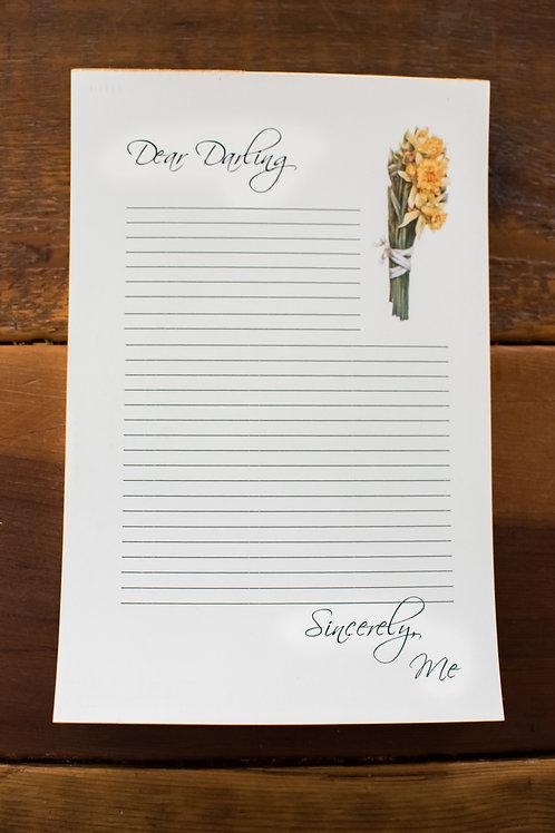 Daffodil Notepad