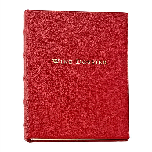 Wine Dossier Brights Leather - WLB-GTI