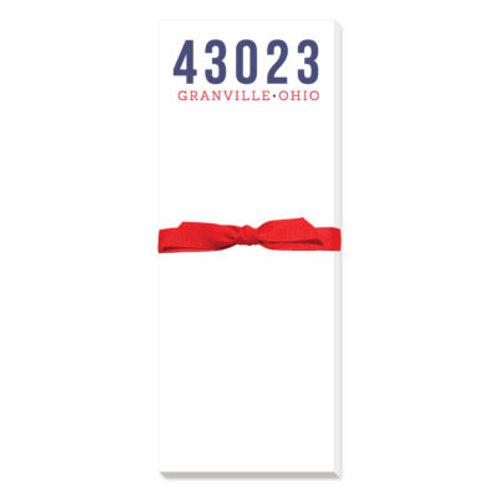 587Granville Skinnie Notepad