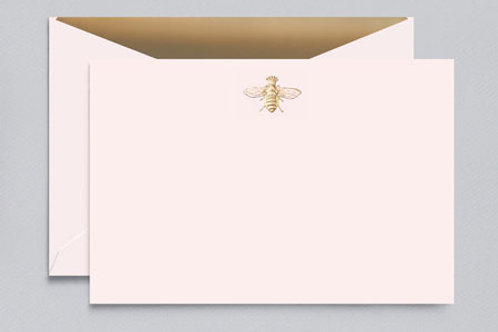 Crane Queen Bee Card- CC32004
