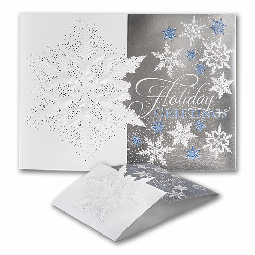 Subtle Snowflakes  YMM1271