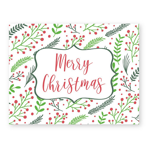 Christmas Boxed Stationery