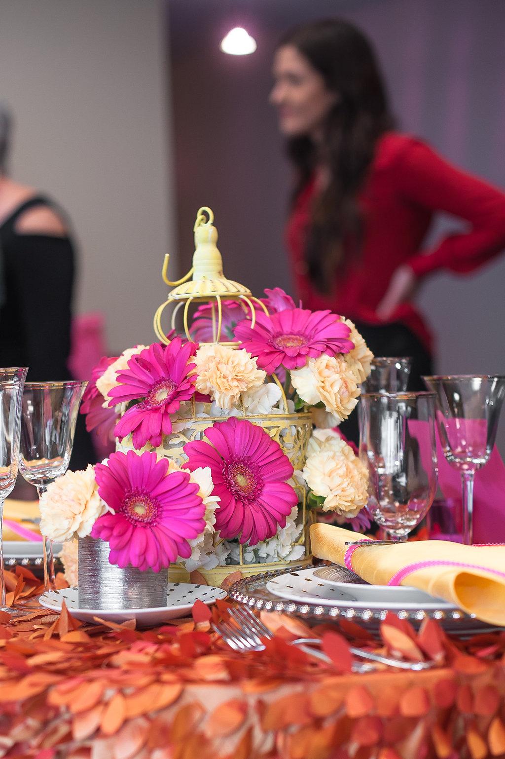 Distinct Event Flower Arrangement