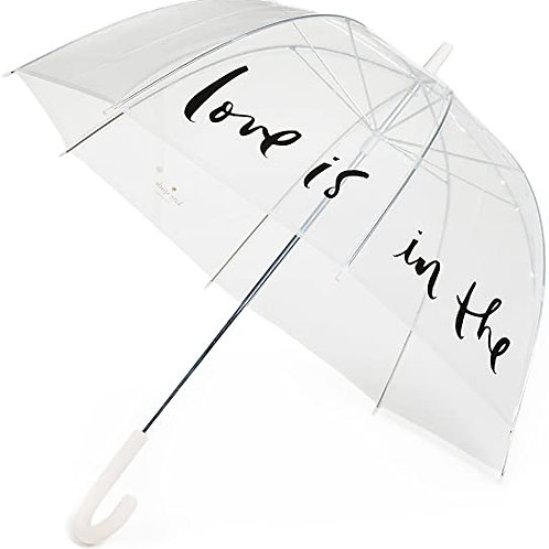 Kate Spade Love is in the Air Bubble Umbrella