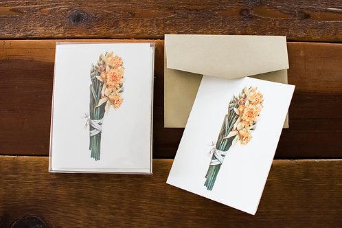 Daffodil Notecards
