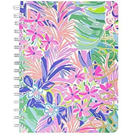 lilly pulitzer mini notebook, it was all a dream