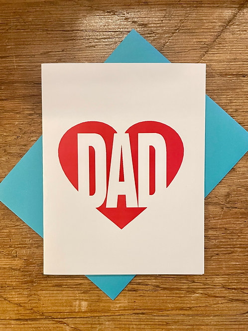 Just WRITE Father's Day Card