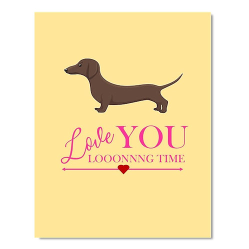 Valentines Day Greeting Card - 9