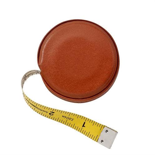 Tape Measure Vachetta Leather
