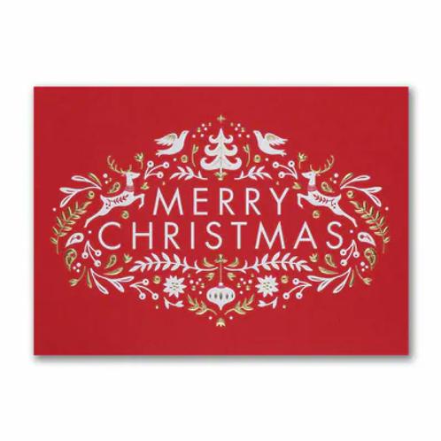 Nordic Merry Christmas YMM1753