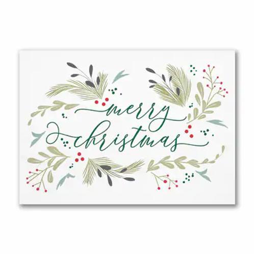 Simply Merry Christmas XG58530FC