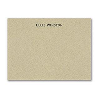 Personalized Notecards SD83372