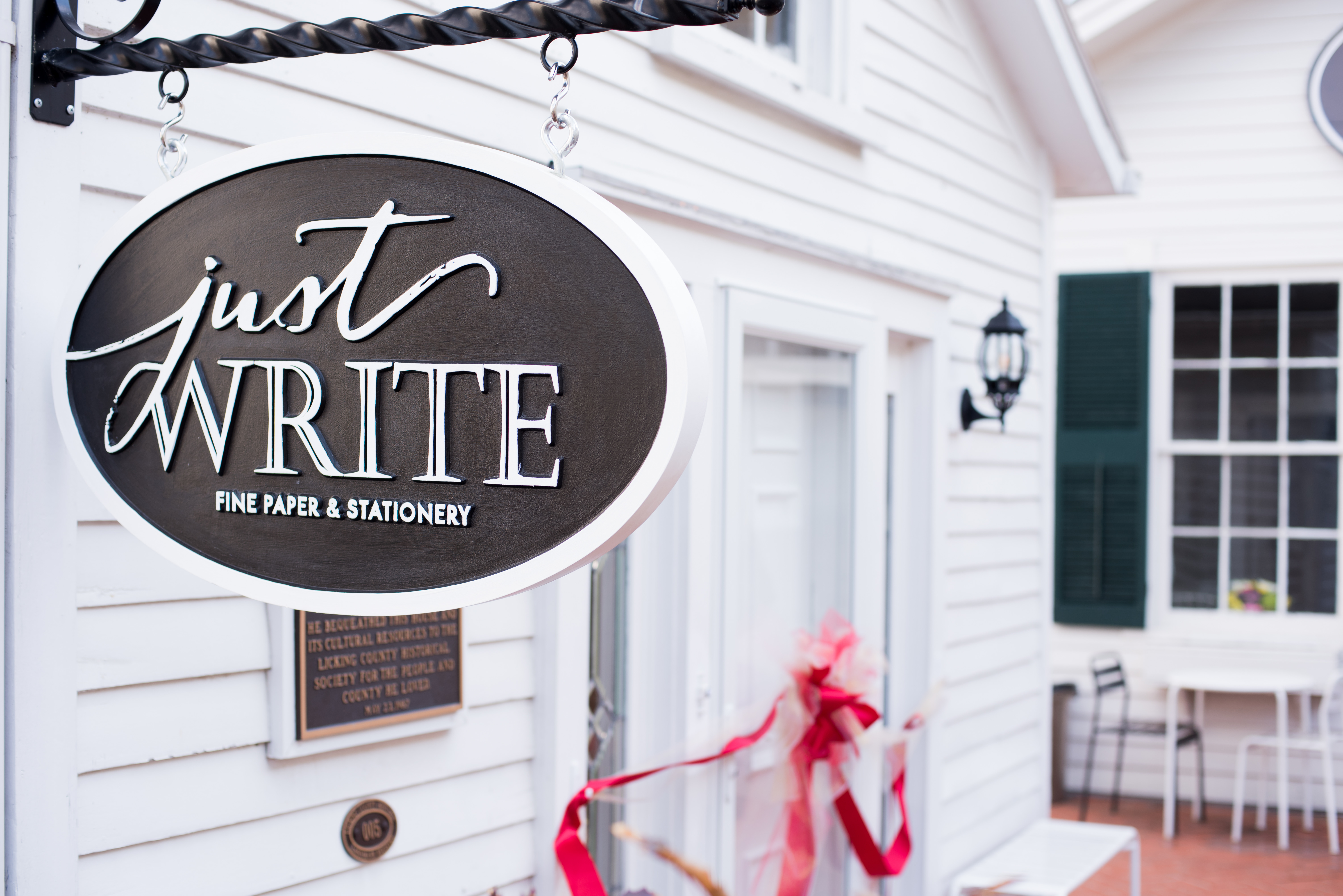 Just WRITE Grand Opening