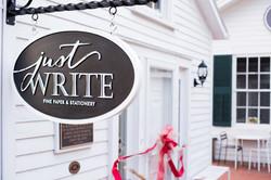 Just WRITE Grand Opening