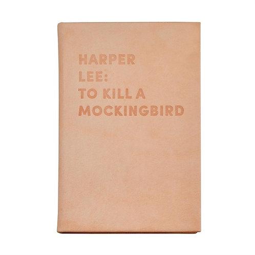 To Kill A Mockingbird Vachetta Leather