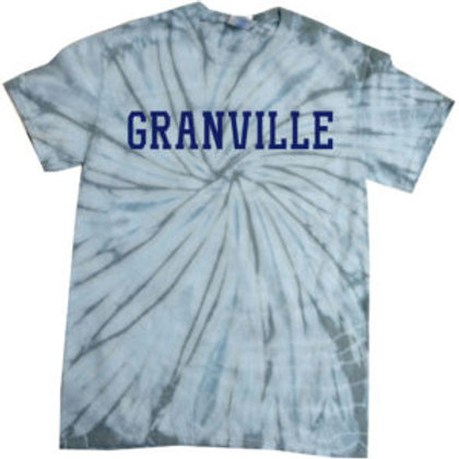 Discontinued Gray Tie Dye