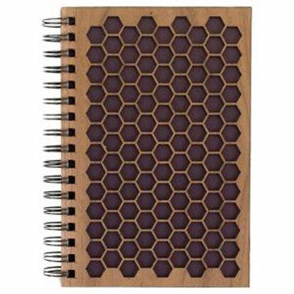 Honeycomb Spiral Journal