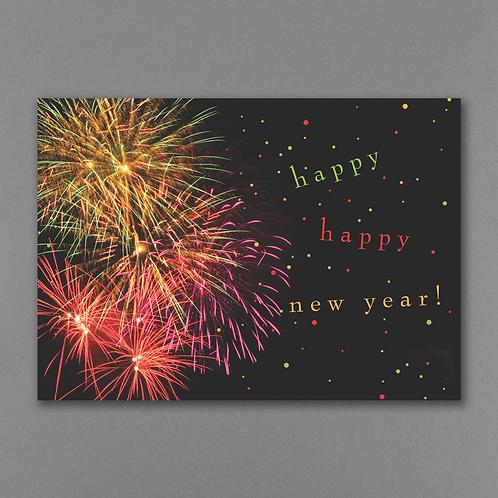 New Year's Fireworks - YM8950FC