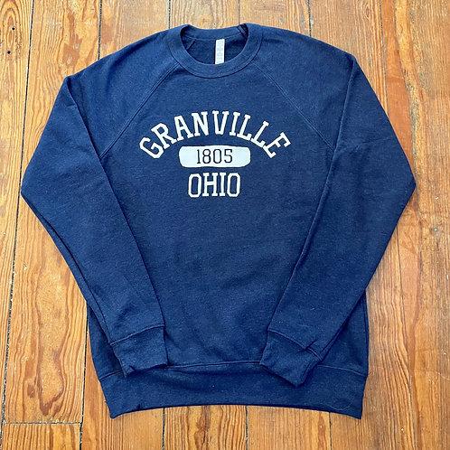 587 Navy 1805 Crew Sweatshirt