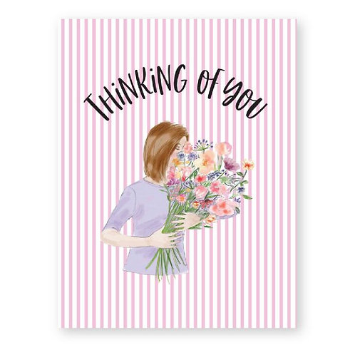 Donovan Designs Greeting Card 1036