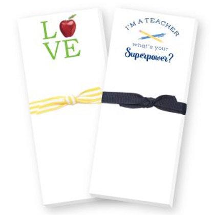 Teach Skinnie Notepad