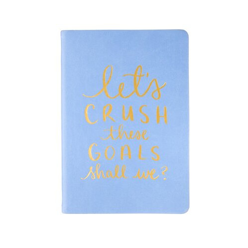 Eccolo Dayna Lee Guided Journal - She is Unstoppable