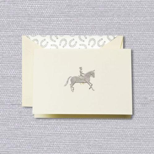 Equestrian Note