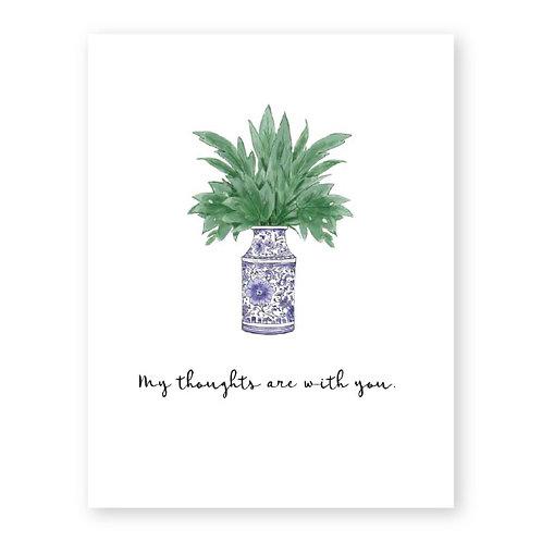 Donovan Designs Greeting Card 874