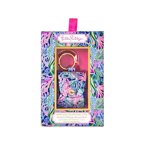 lilly pulitzer airpod carrier, bringing mermaid back