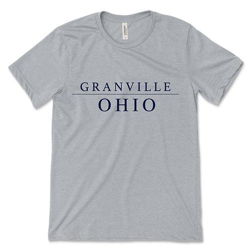 587 Grey Ohio Tee