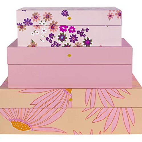 Kate Spade Nesting Boxes, Falling Flower