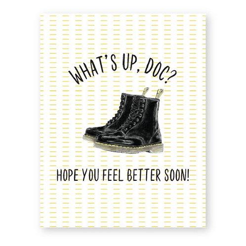 Donovan Designs Greeting Card 1021