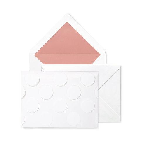 kate spade new york foldover card set, jumbo dot