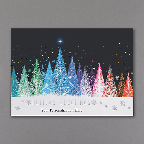 Sparkling Forest - Front Imprint  YMMM1010