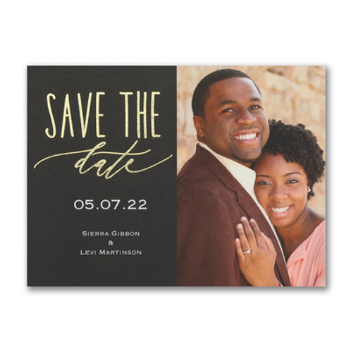 Carlson Craft Custom Day - Save the Date