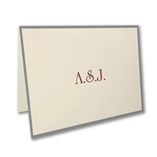 Personalized Notecards SD70560