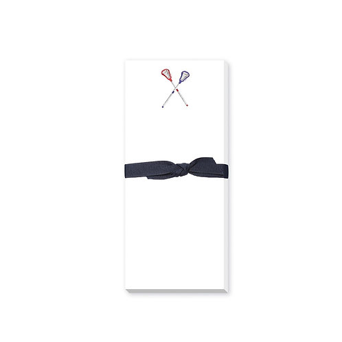 Donovan Designs LAX Skinnie Notepad