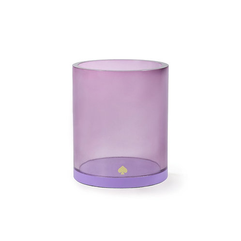 kate spade new york pencil cup, colorblock