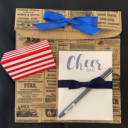 Cheer Dad Giftset
