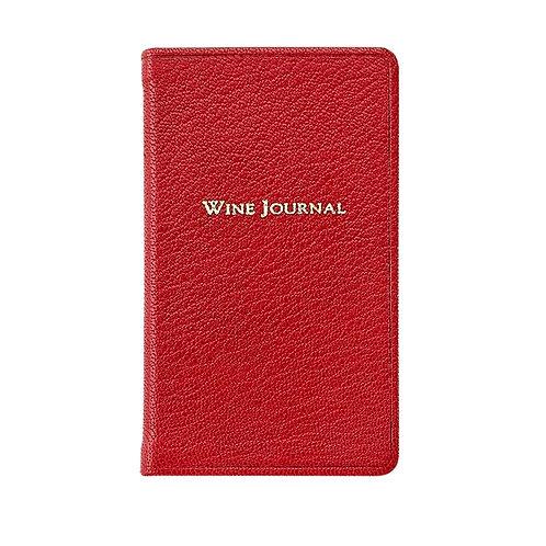 Pocket Wine Journal Brights Leather - PWN GTI