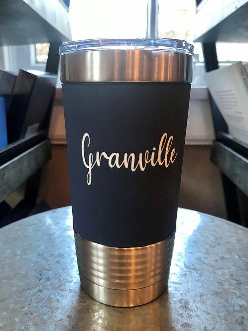 Arts Boosters -20oz Granville Silicone Grip Tumbler